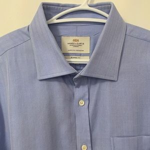 """HAWES & CURTI"" NEW Dress Shirt in SIZE 18"